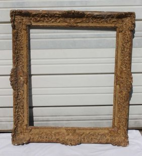 Fine Large 19thC French Picture Frame - Overall Si