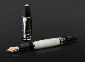 Montblanc: F. Scott Fitzgerald Fountain Pen