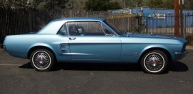 1967 Ford Mustang Sport Coupe