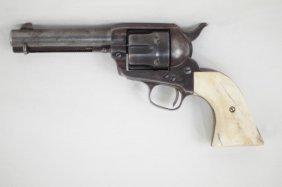 Antique Colt Saa #218517 Longhorn Grips