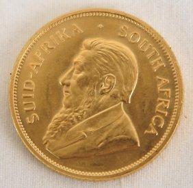 1977 Gold Krugerrand 1oz Fine