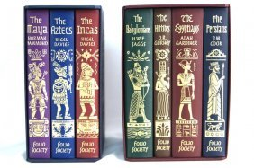 Folio Society Collection The Ancient World Books