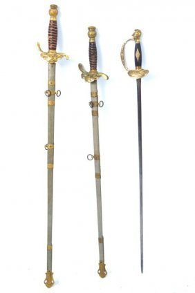 Knight Of Columbus Tillian Ceremonial Swords