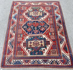 Caucasian Area-Size Carpet