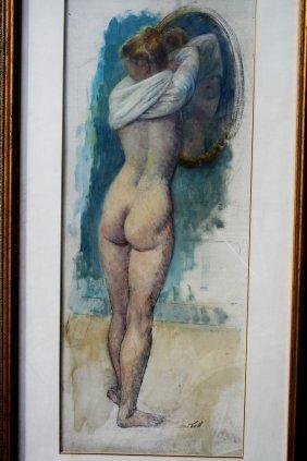 Leon (Abraham) Kroll, American (1884-1974)