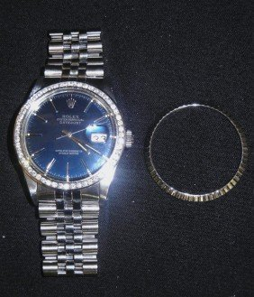 Oyster Perpetual Datejust Rolex, 1984