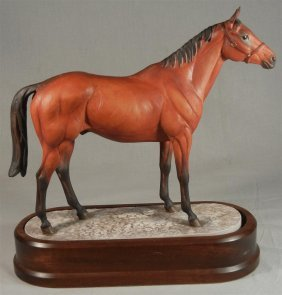 Royal Worcester, Red Rum