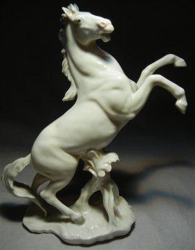 Karl Ens German Porcelain Horse Figure