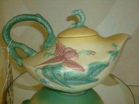 Hull Tea Pot-#W-26-matt Finish-Woodland