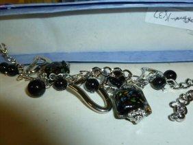 Murano Glass Bracelet In Box