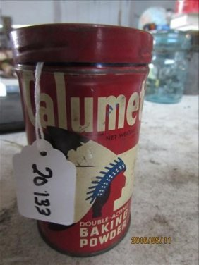 Calumet Baking G Powder 2 1/2x4""