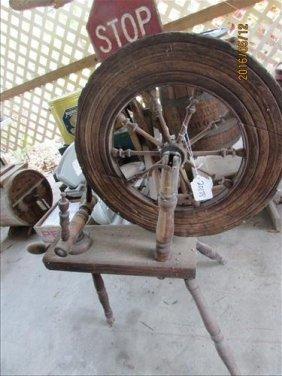 "Sewing Machine 38""x32"""