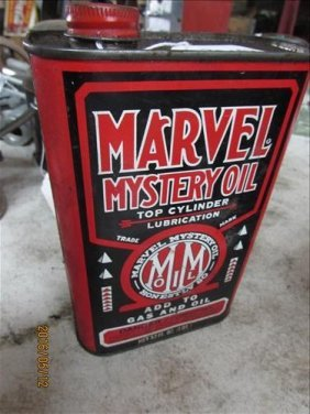 Marvel Mys Oil 1 Quart