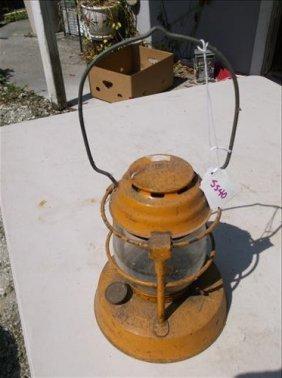 """Dietz Night Watch Kerosene Lantern 13""""h"""