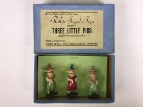 Phillip Segal Three Little Pigs
