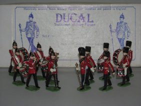 Ducal Soldiers Royal Welsh Fusiliers