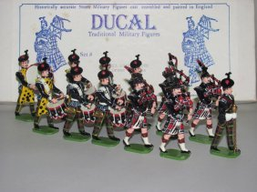Ducal Soldiers The Royal Scots
