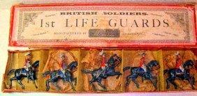 Britains Set # 1 RARE The Life Guards