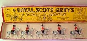 Britains Set # 32 Royal Scots Greys
