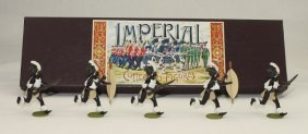 Imperial Set #37 Indluyengwe Zulu Regiment