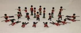 Britains Ltd Set #90 Coldstream Guards Firing