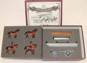 Britains Set 5962 Royal Engineer Pontoon Wagon