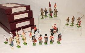 Britains Partial Sets 5190 Parachute Regiment