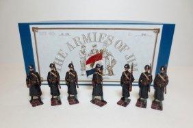 The Armies Of Jim Set #al206 Royal Dutch Marines