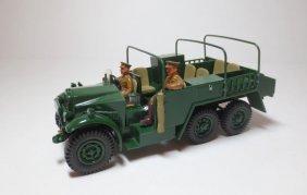 Cjb Army Vehicle