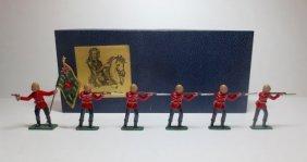 Blenheim Set #b41 Cameronians (scottish Rifles)