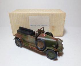 Commandant Miniatures French Infantry Vehicle