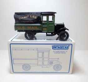 Vintagecast 1917 Ford Model Tt Curtain Truck