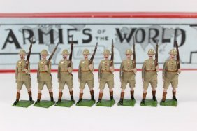 Britains Set #1294 British Infantry