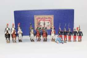 Cbg Mignot French Cadets And Dragoons