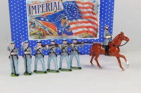 Imperial American Civil War Confederate Infantry