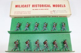 Milicast Historical Miniatures Wwii Italian