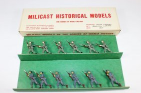 Milicast Historical Miniatures Italian Bersaglieri