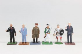 Russian Miniatures Assorted Personalities