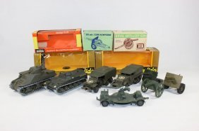 Solido/w Britians/ Dinky Toys Diecast