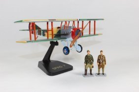 King And Country Spad-7 Airplane