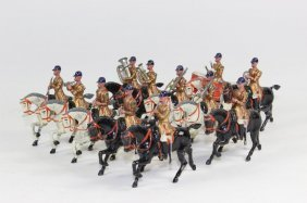 Britains Set #101 Mounted Band Of The Life Guards