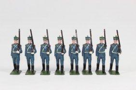 Britains Set #217 Argentine Infantry