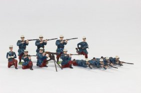 Britains Set #2095 French Foreign Legion