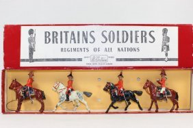 Britains Set #201 General Staff Officers