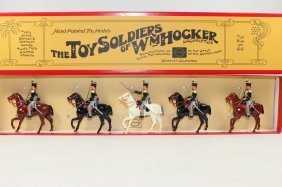 William Hocker Set #288 British Light Dragoons