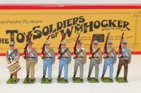 William Hocker Set #345 Confederate Infantry