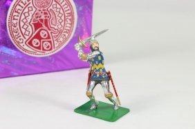 Greenhill Miniatures A5 Sir William De Eyncourt