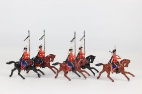 Britains Set #153 Prussian Hussars