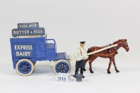 Charbens Toys Butter And Egg Wagon
