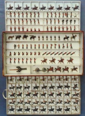 Extremely Rare Britains Display Set #132